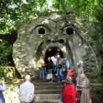 Parco dei mostri di Bomarzio 18 maggio 2014