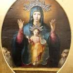 S. Maria Odigitria recata a spalla dai monaci