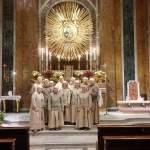 Le giovani Sorelle Francescane del Vangelo 7 Gennaio 2016